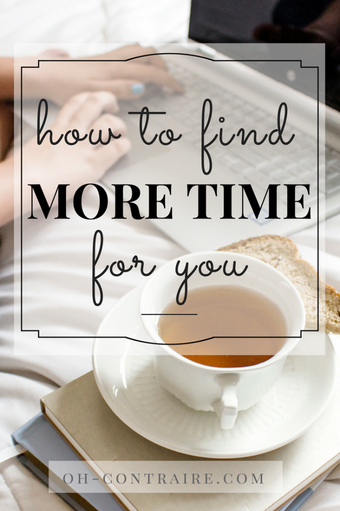 How to find MORE TIME for you by using Time Blocking
