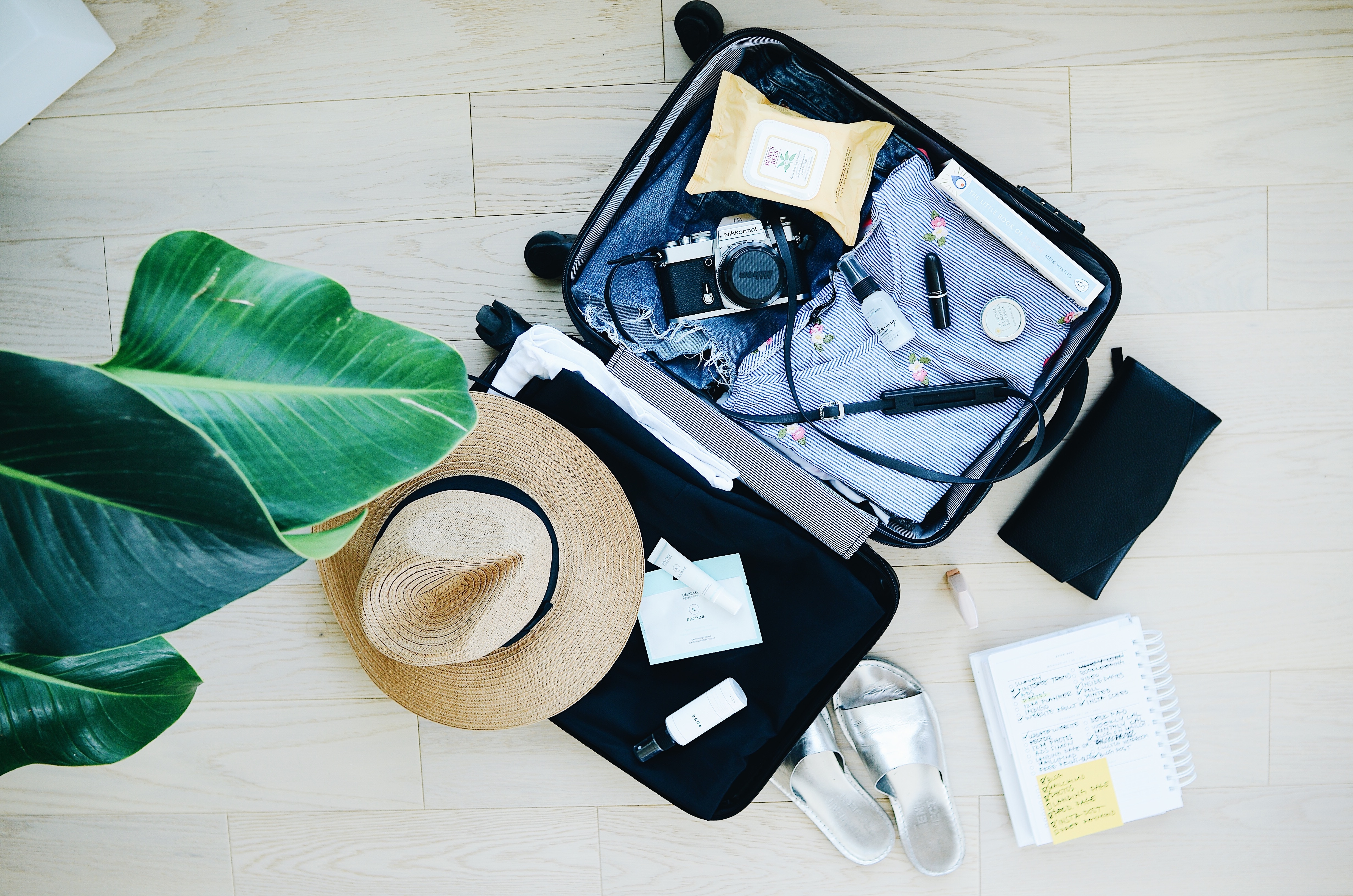 3 packing checklists to help you pack for the kids in seconds